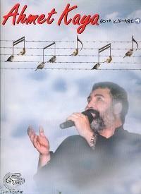 Ahmet Kaya Nota Kitabı-4