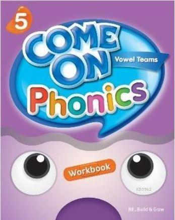 Come On Phonics 5 - Workbook