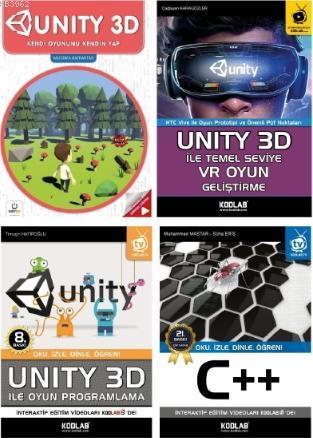 Unity 3D Eğitim Seti