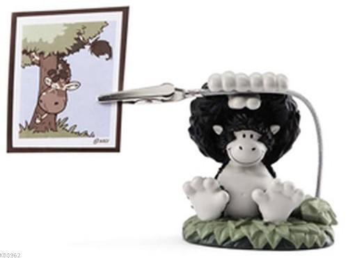 Nici Resim Tutacaği Goril