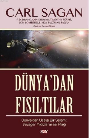 Dünya'dan Fısıltılar; Dünya'dan Uzaya Bir Selam: Voyager Yıldızlararası Plağı
