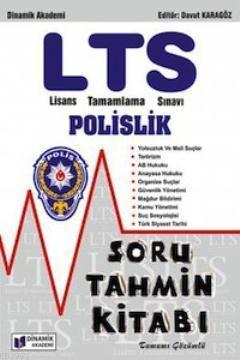 LTS Polislik Soru Tahmin Kitabı