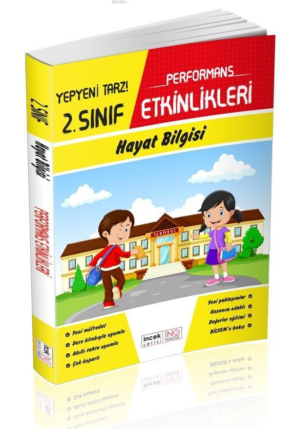 İnovasyon Yayınları 2. Sınıf Hayat Bilgisi Performans Etkinlikleri İnovasyon