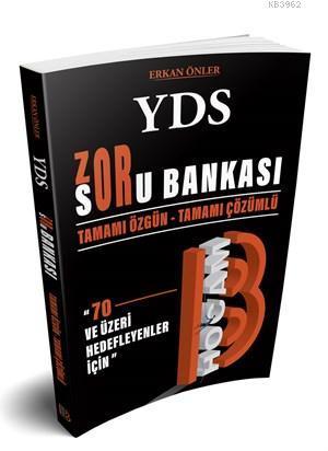 YDS Tamamı Çözümlü Zoru Bankası 2020