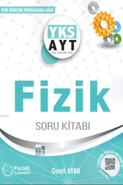 2019 YKS - AYT Fizik Soru Kitabı