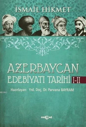 Azerbaycan Edebiyatı Tarihi 1-2