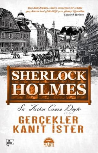 Sherlock Holmes / Gerçekler Kanıt İster
