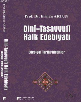 Dini-Tasavvufi Halk Edebiyatı