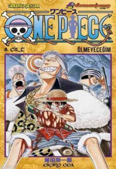 One Piece 8 - Ölmeyeceğim