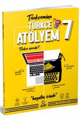 Arı Yayıncılık 7.Sınıf Türkçe Atölyem