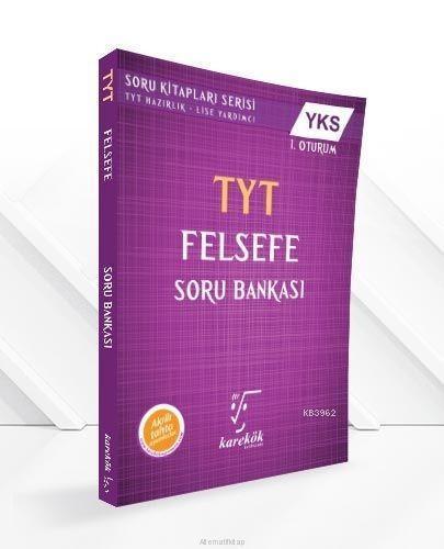 Karekök Yayınları TYT Felsefe Soru Bankası Karekök