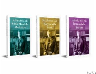 Sabahattin Ali 3lü Roman Seti