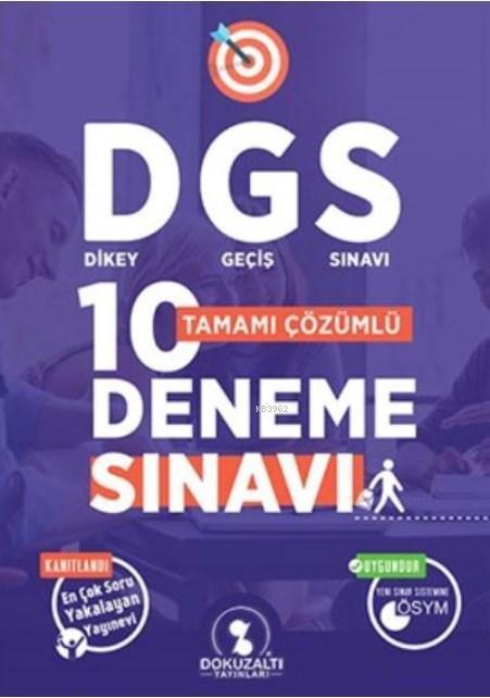 Dokuzaltı DGS 10 Tamamı Çözümlü Deneme Sınavı