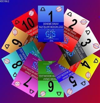 Adalet Bakanlığı GYS Deneme Sınavı 10'lu