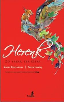 Herenk; 20 Yazar Tek Kitap