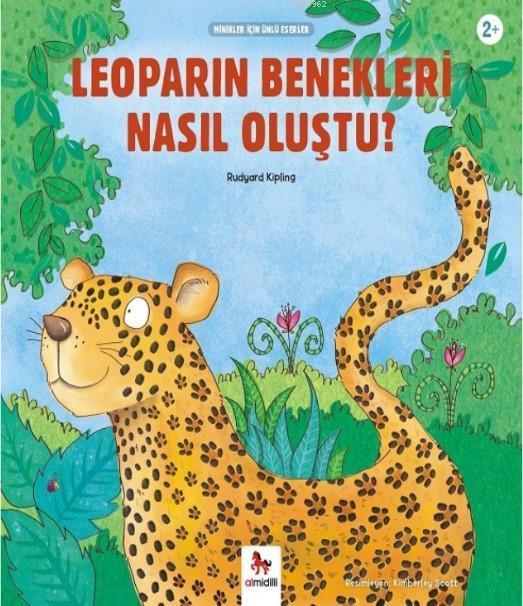 Leoparın Benekleri Nasıl Oluştu; Minikler İçin Ünlü Eserler