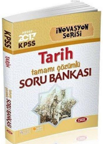 KPSS İnovasyon Serisi Tarih Tamamı Çözümlü Soru Bankası 2017