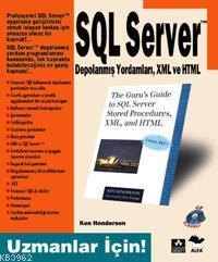 SQL Server Depolanmış Yordamları XML ve HTML