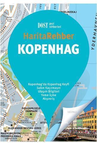 Kopenhag Harita Rehber (Ciltli); Kopenhag