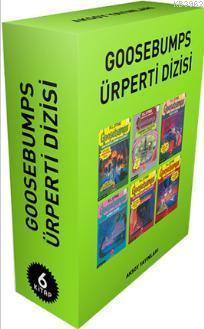 Goosebumps Ürperti Dizisi - 6 Kitap Takım