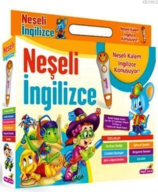 Neşeli İngilizce- İngilizce Eğitim Seti; Neşeli Kalem İngilizce Konuşuyor