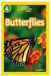 Butterflies (National Geographic Readers 4)
