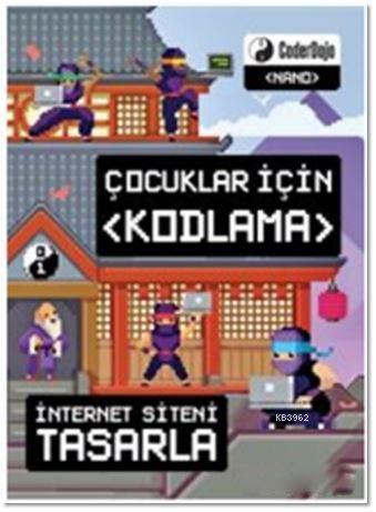 Çocuklar İçin Kodlama; İnternet Siteni Tasarla