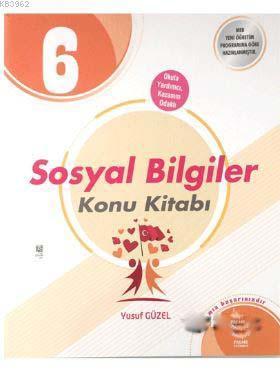 6.Sınıf Sosyal Bilgiler Konu Kitabı