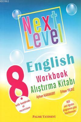 Palme Yayınları 8. Sınıf LGS Next Level English Workbook Alıştırma Kitabı Palme