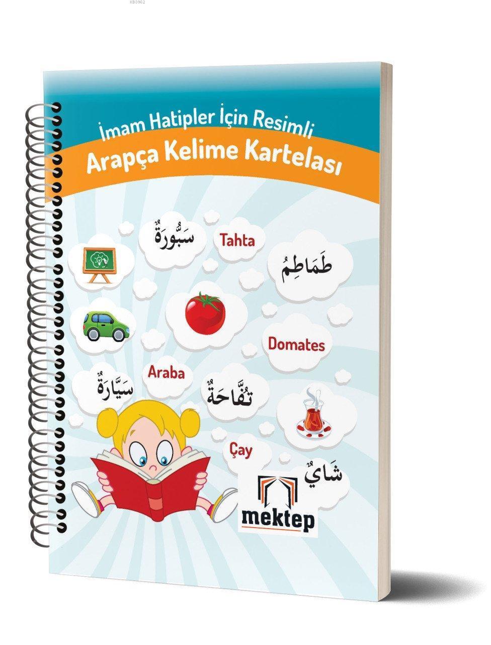 Arapça Kelime Kartelası