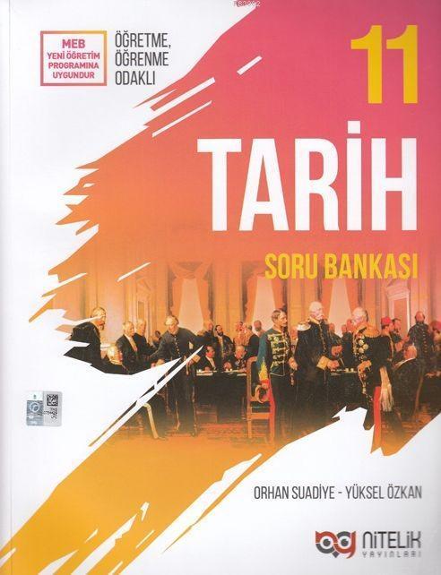 Nitelik Yayınları 11. Sınıf Tarih Soru Bankası Nitelik