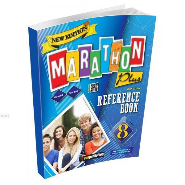 YDS Publishing New Edition Marathon Plus 8 Reference Book