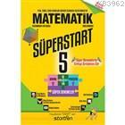 5. Sınıf Süperstart Matematik Kavra Geliştir Pekiştir Süper Denemeler
