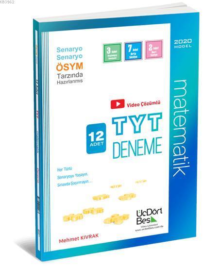 TYT Matematik 12li Deneme 1. Oturum