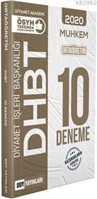 2020 DHBT Muhkem Serisi Ortaöğretim 10 Deneme