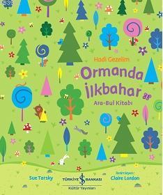 Ara Bul Kitabı - Hadi Gezelim Ormanda İlkbahar