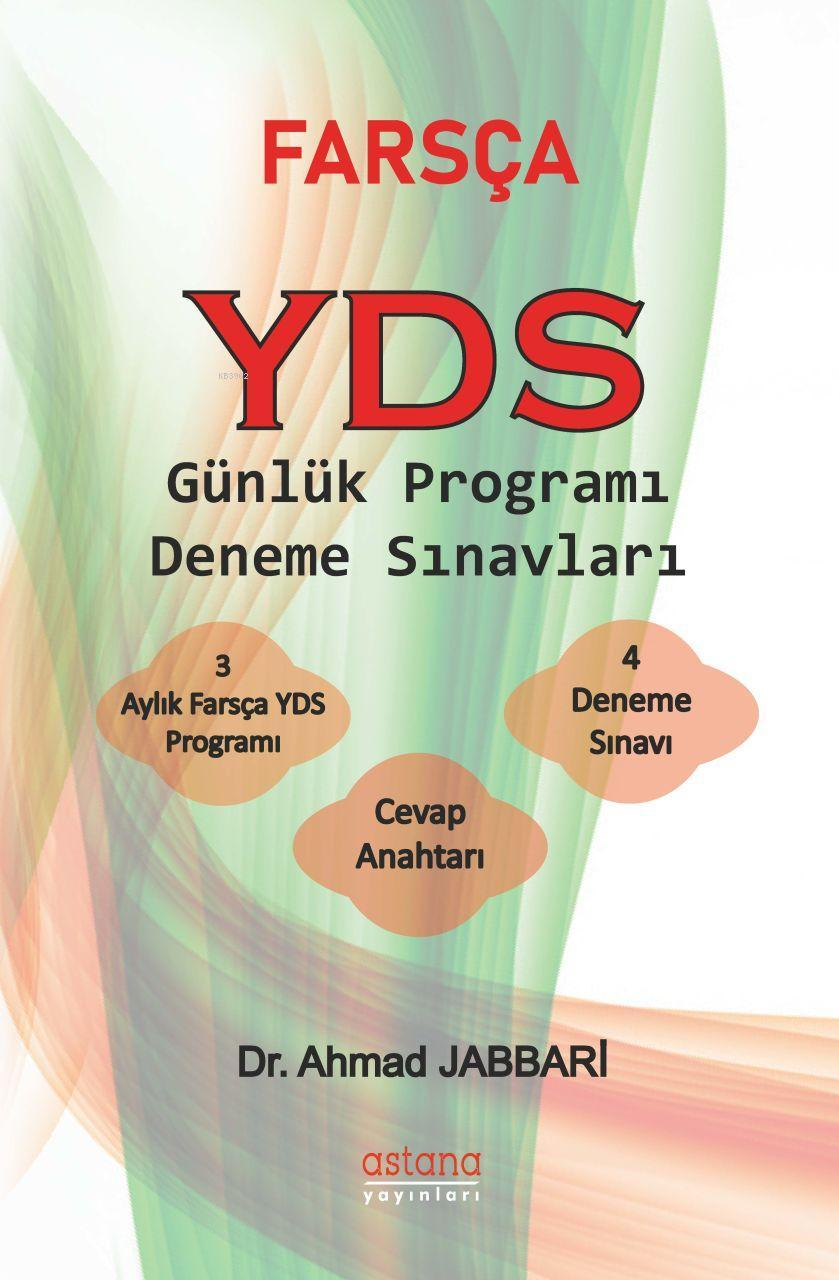 Farsça YDS Günlük Programı Deneme Sınavları