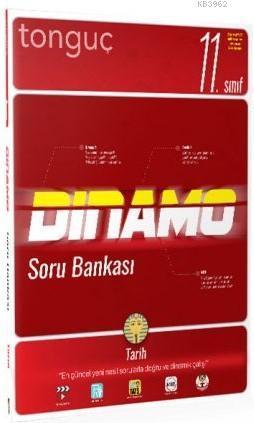 Tonguç Akademi 11.Sınıf Dinamo Tarih Soru Bankası