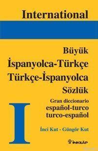 Büyük İspanyolca-Türkçe/Türkçe-İspanyolca Sözlük