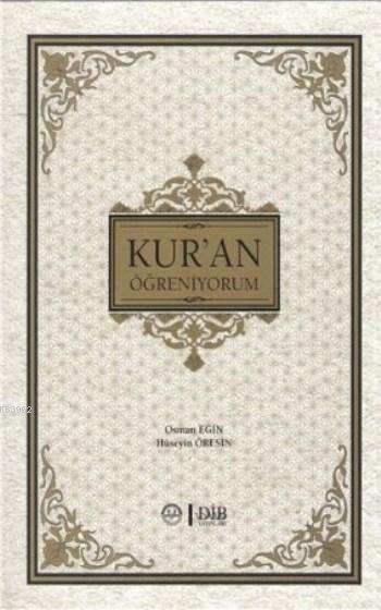 Kur'an Öğreniyorum (Tecvitli)