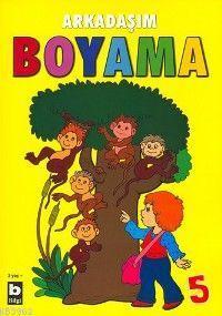 Arkadaşım Boyama -5