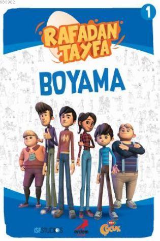 Boyama 1 - Rafadan Tayfa