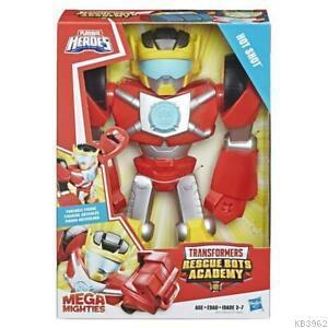 Kampanyalı Transformers Rescue Bots Figür Hot Shot
