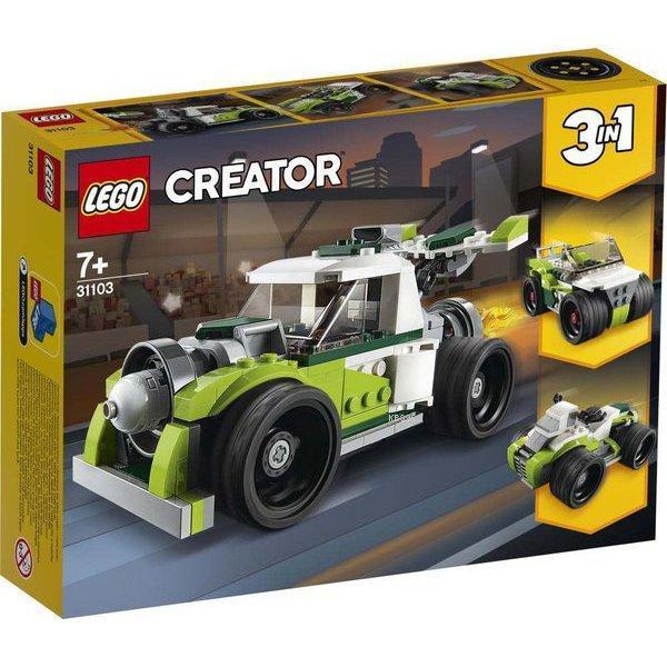 Lego Creator 31103 Roket Kamyon