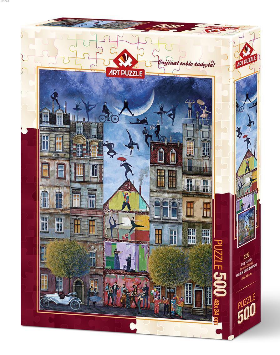 Art Puzzle 4199 Düş Sokağı 500 Parça