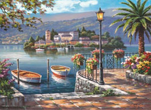 Anatolian Puzzle Porto Gölü / Lago Del Porto 3129 1000 Parça
