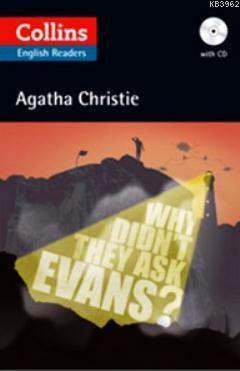 Why Didn't They Ask Evans? + CD (Agatha Christie Readers)