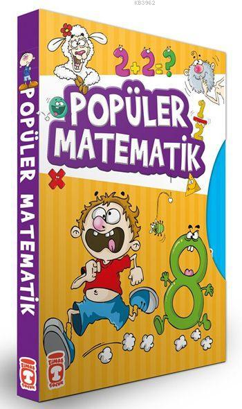 Popüler Matematik Set (4 Kitap)