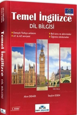 Temel İngilizce Dil Bilgisi Yeni