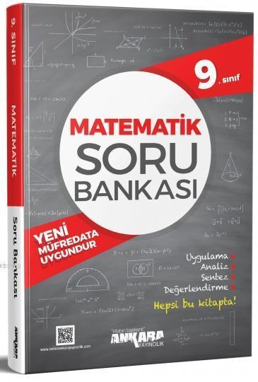 Ankara Yayınları 9. Sınıf Matematik Soru Bankası Ankara